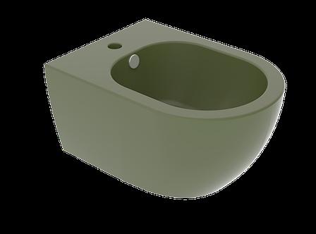 Підвісне біде GSG LIKE 52,5 см Olive (LKBISO026), фото 2