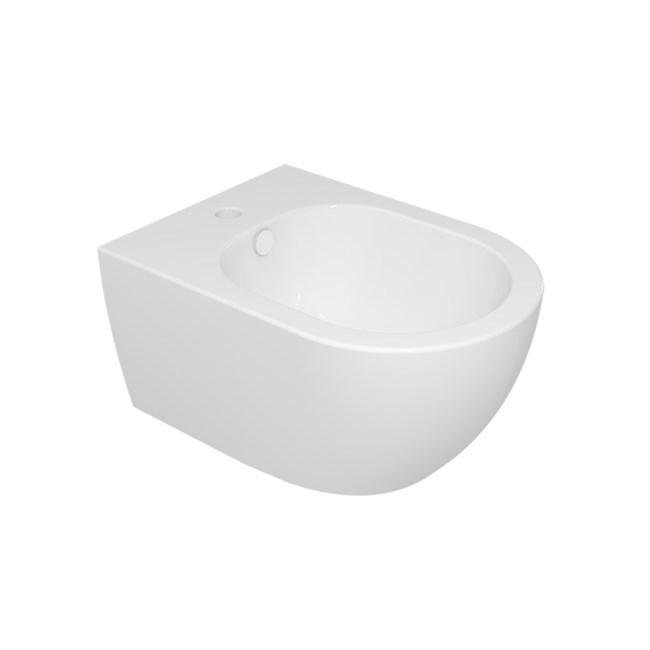 Підвісне біде GSG LIKE XXS 48,5 см white glossy (LKBISOXXS000)