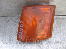 Указатель поворотов левый б/у на Ford Transit год 1985-1992