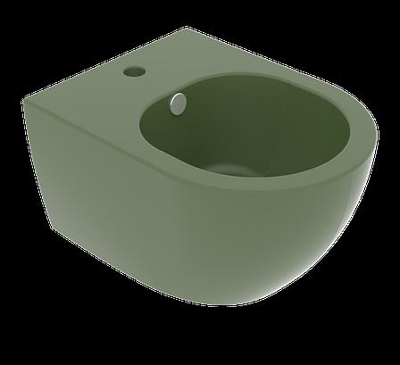 Підвісне біде GSG LIKE XXS 48,5 см Olive (LKBISOXXS026), фото 2