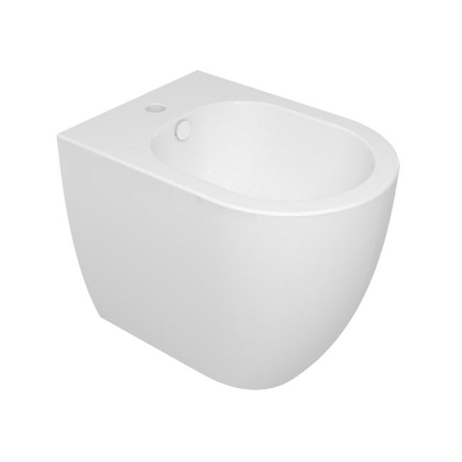 Підлогове біде GSG LIKE 52,5 см white glossy (LKBI01000)