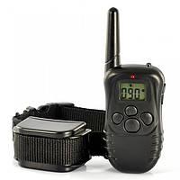 Ошейник для дрессировки собак Dog Training Remote Черный (hub_np2_1066)