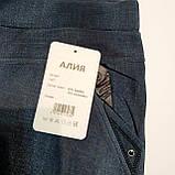 Жіночі брюки утеплені великих розмірів 54,56,58,60, фото 3