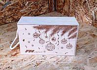 Коробки из фанеры для подарка. Фанерная коробка