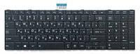 Клавиатура для ноутбука Toshiba (Satellite: C50D, C55D) rus, black