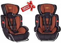 Автокресло Summer Baby COSMO 9-36 кг, регулируемое, коричневое