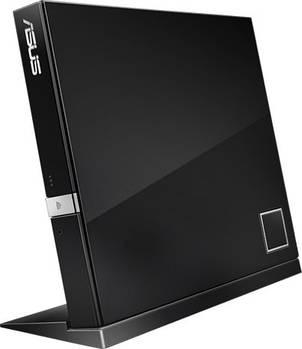 Blu-ray RW ASUS SBW-06D2X-U (SBW-06D2X-U/BLK/G/AS) Black