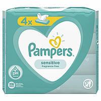 Влажные салфетки Pampers Sens 4x52 (8001841062624)