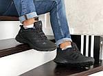 Чоловічі зимові кросівки Adidas Climaproof (чорні), фото 2