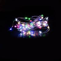 LED гирлянда 5м mix цветов 109574
