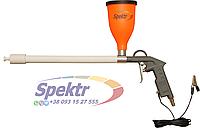 Трибостатический пистолет распылитель порошковой краски СТАРТ