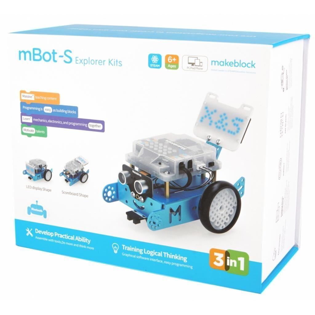 Робот Makeblock mBot S (P1010045)
