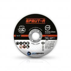 Круг зачисний 150х6х22 Sprut-А