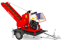Измельчитель веток Арпал АМ-120БД-К  (10 куб.м/ч, без прицепа)