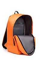 Рюкзак для ручной клади под Ryanair Laudamotion Wizzair 40 х 25 х 20 оранжевый
