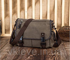 Мужская тканевая сумка СА4-1059