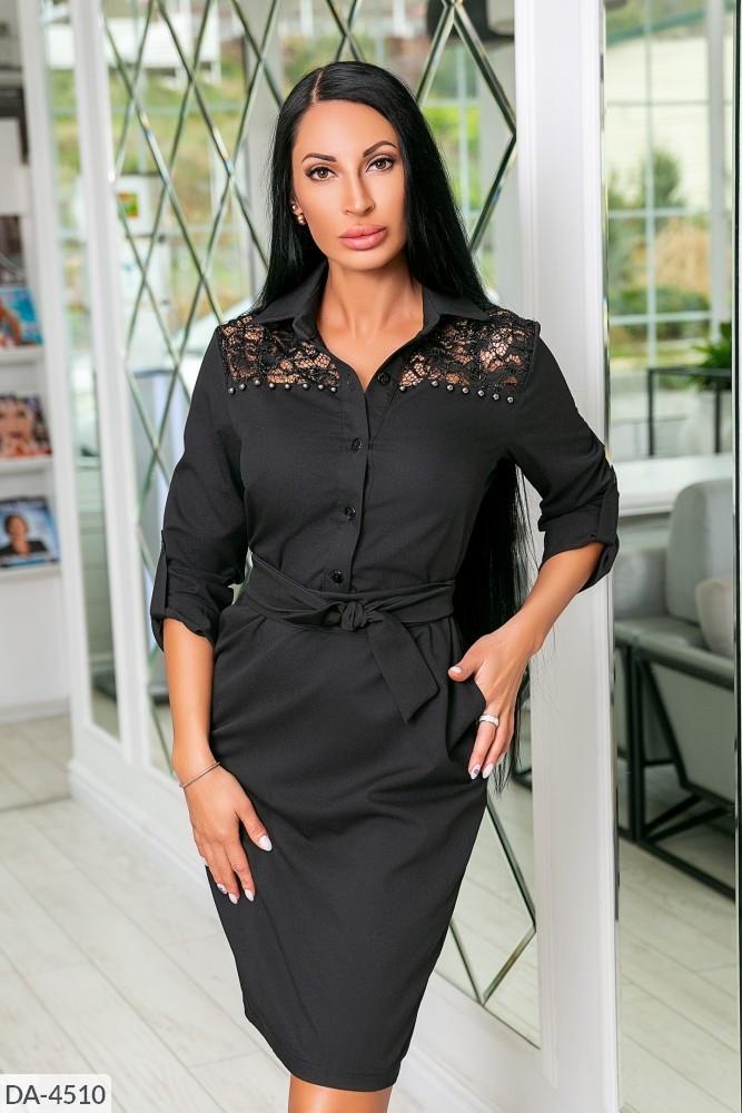 Стильне плаття (розміри 46-54) 0218-52