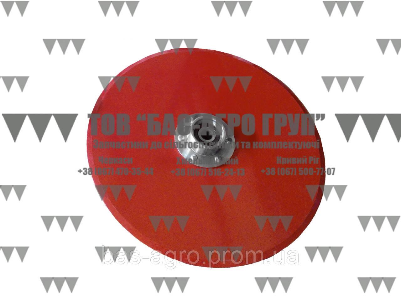 Диск сошника в сборе 373 мм Gaspardo G15225500 аналог