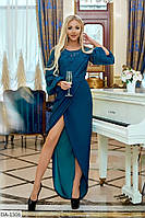 Вечернее красивое платье р-ры 42-48 арт 124080