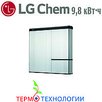 Литий-ионные аккумуляторы LG Chem RESU 9,8 кВт*ч для инвертора SolarEdge, фото 1