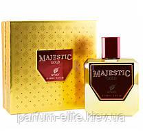 Мужская парфюмированная вода Afnan Majestic Gold 100ml