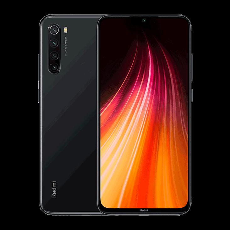 Смартфон Xiaomi Redmi Note 8 3/32GB Black  (Global Version)