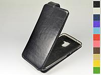 Откидной чехол из натуральной кожи для Lenovo X3 Lite (A7010)
