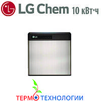 Литий-ионные аккумуляторы низкого напряжения LG Chem RESU10 кВт*ч, фото 1