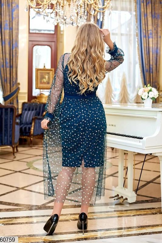 Вечернее платье больших размеров, фото 2