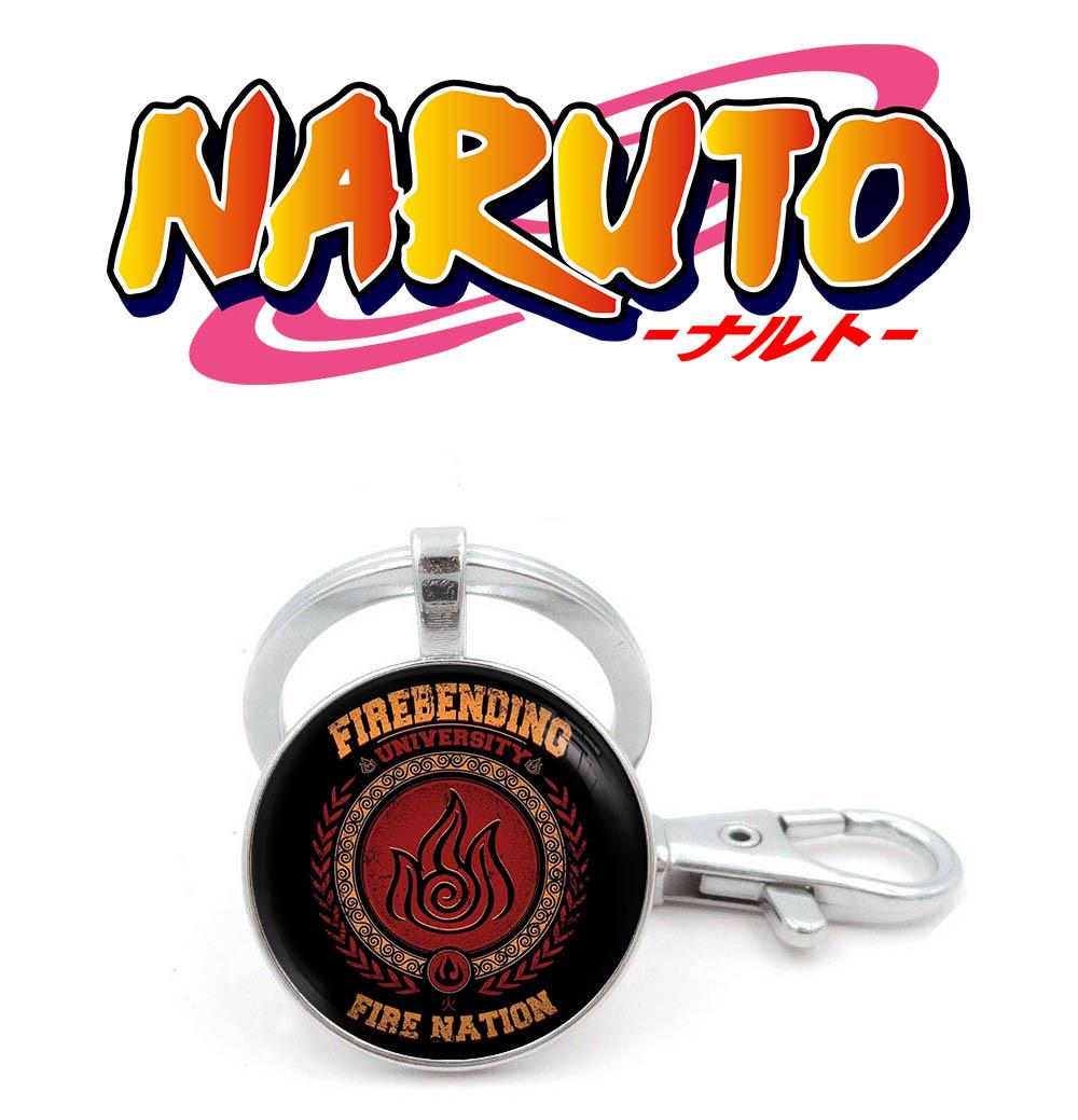 Брелок fire nation Наруто / Naruto