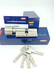Цилиндр Abus M12R 100мм (65х35T) T Ключ-вертушка 5 кл. Матовый хром