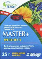 Комплексное удобрение Мастер (Master) 13.40.13, 20 г, Valagro