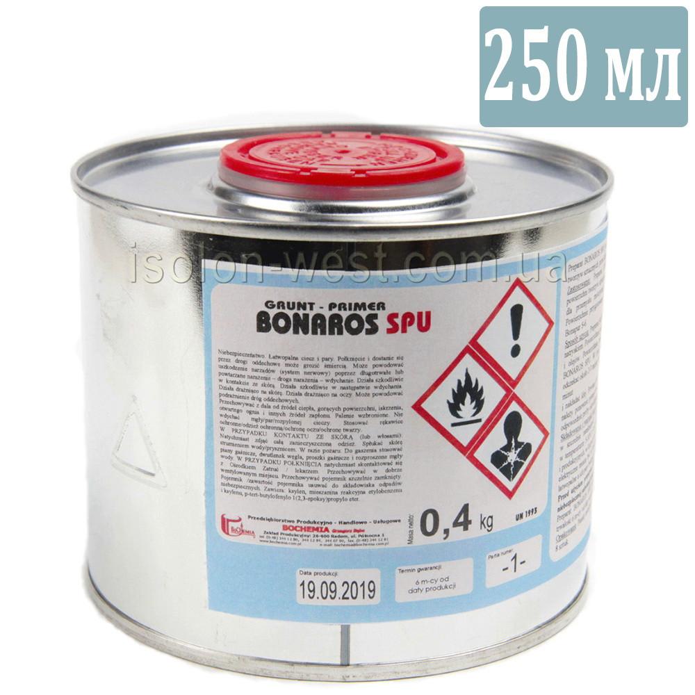 Грунтовка Primer BONAROS SPU  для подготовки поверхности перед поклейкой, 0.25л.