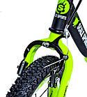 Беговел Велобег с ручным тормозом и надувными колесами Star Scale Sport, фото 6