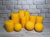 Свічки.Набор свечей. Свечи парафиновые декоративные., фото 1