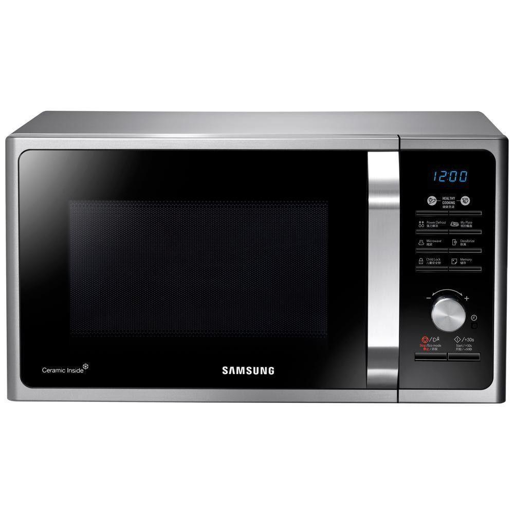 Микроволновая печь с грилем Samsung MG23F301TAS