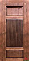 Дверь межкомнатная Двери Белоруссии Модель № 2 коньяк