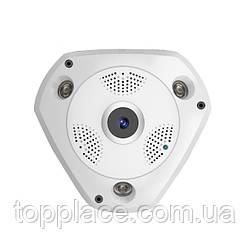 Беспроводная панорамная IP камера Newest C61S