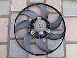 Вентилятор основного радиатора для Opel Corsa C 1.2B 24.445.190, 24445190, фото 2