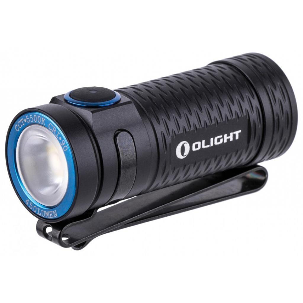 Фонарь Olight S1 Mini black (SM)