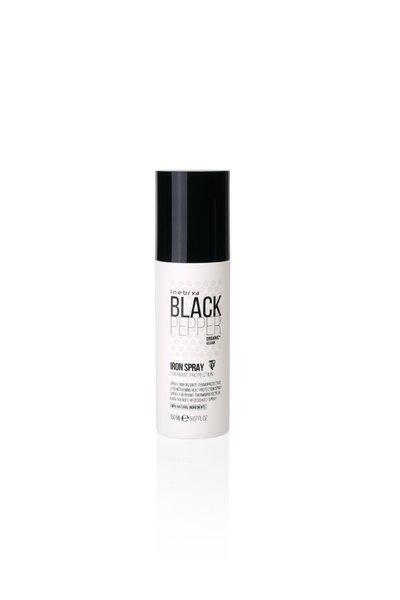 Термозащитный спрей укрепляющий Inebrya Black Pepper Iron Spray 150 мл (26062)