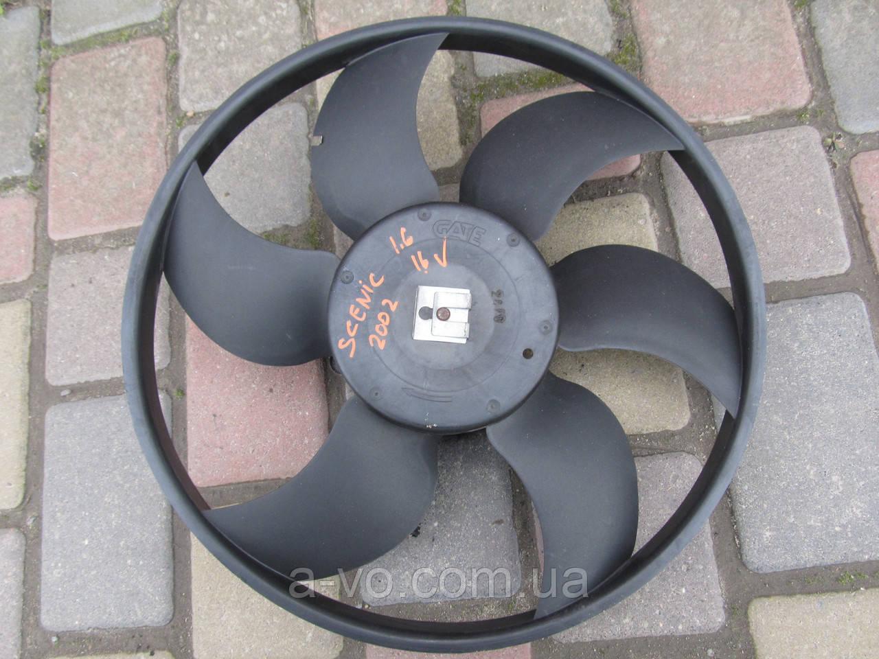 Вентилятор основного радиатора для Renault Scenic 1 Megane 1 2002