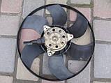 Вентилятор основного радиатора для Renault Scenic 1 Megane 1 2002, фото 2