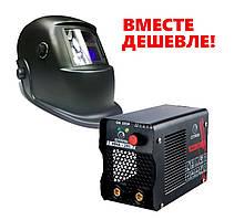 Сварочный инвертор Сталь ММА-285 + Маска Хамелеон Forte МС-3500E