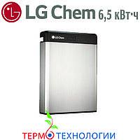 Литий-ионные аккумуляторы низкого напряжения LG Chem RESU 6,5 кВт*ч, фото 1