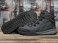 Зимние кроссовки на меху ► Columbia,  темно-серые (Код: 31021) ► [  41 44 45  ] ✅Скидка 33%