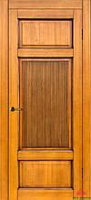 Дверь межкомнатная Двери Белоруссии Модель № 4 коньяк