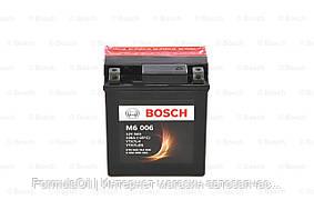 BOSCH 12V,6Ah,д. 114, ш. 71, в.131, электролит в к-те, вес 2,35 кг, 0 092 M60 060