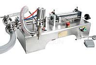 Разливочная машина для вязких, густых жидкостей 100-500 мл