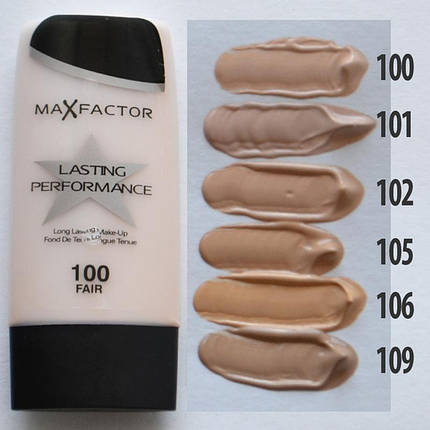 Крем тональный Max Factor Lasting Performance, фото 2